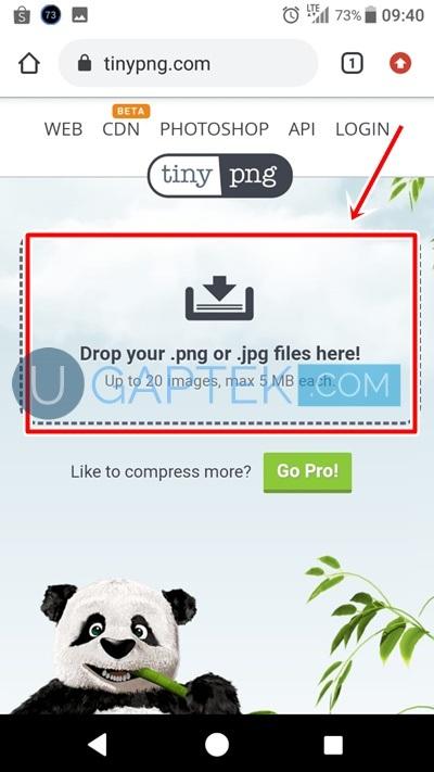 cara mengecilkan ukuran foto menjadi 2 mb