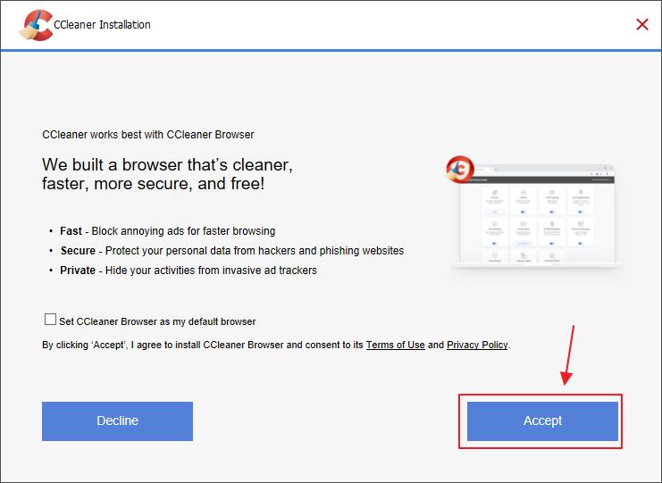 Bersihkan Cache dan Junk File dengan CCleaner