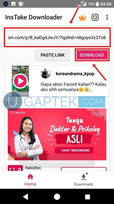 Photo & Video Downloader for Instagram.