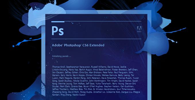 cara instalasi dan aktivasi adobe photoshop cs6