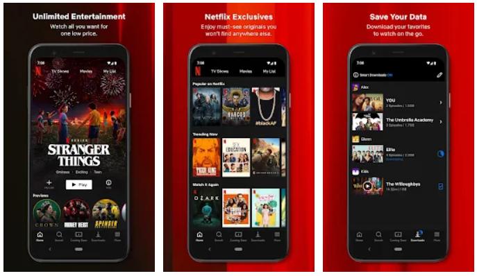 Netflix MOD Netflix Mod APK