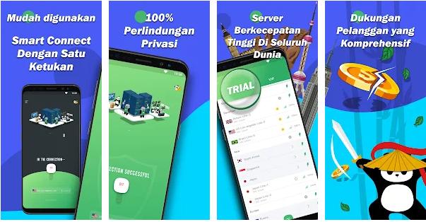 Download Panda VPN MOD APK